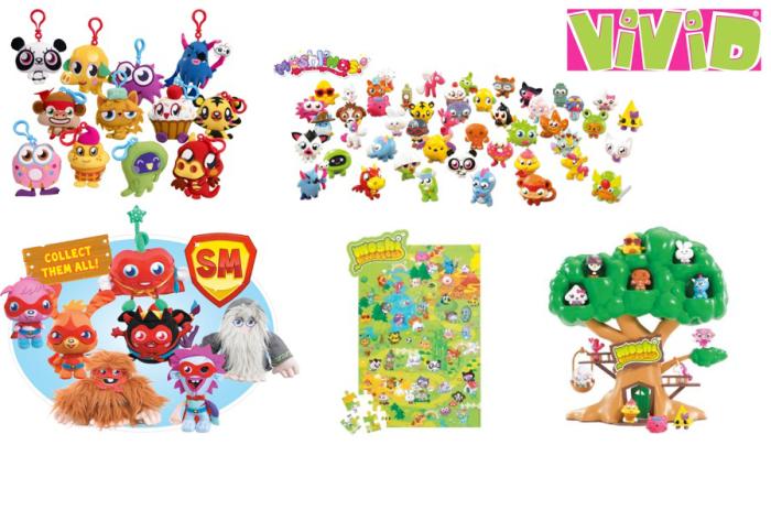 Moshi toys